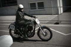BSA (Dirk Dietrich) Tags: classic race vintage motorcycles historic böblingen oldtimer panning rennen 2009 bsa birminghamsmallarmscompany citygrandprix böblingercitygrandprix