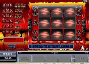 Fire N Dice™ Slot Machine Game to Play Free in Microgamings Online Casinos
