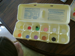 Color Carton Game