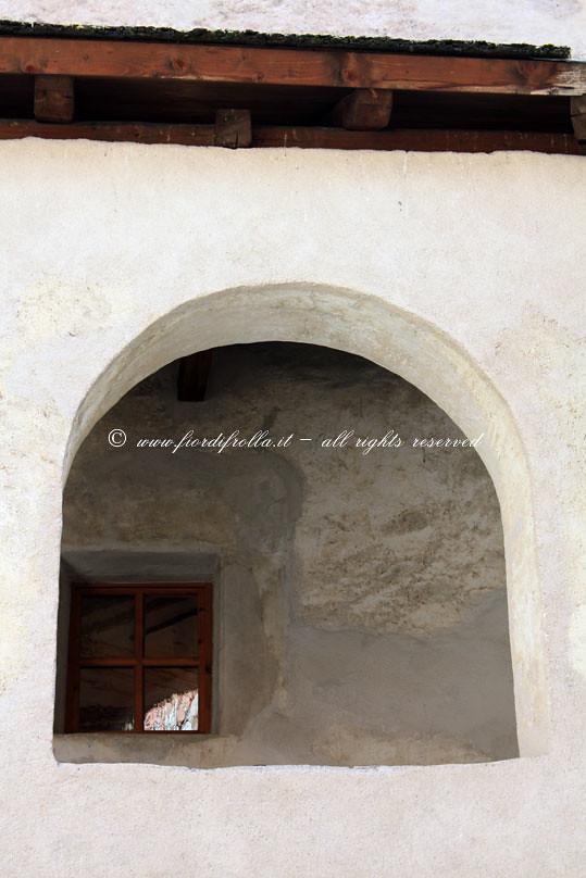 Castelbello - dettaglio castello