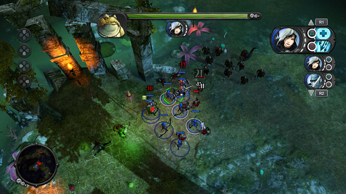 Under Siege for PS3 with PlayStation Move