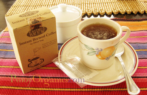 Kalinga Brew Instant Brewed Coffee