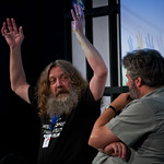 Alan Moore talks to Steve Bell