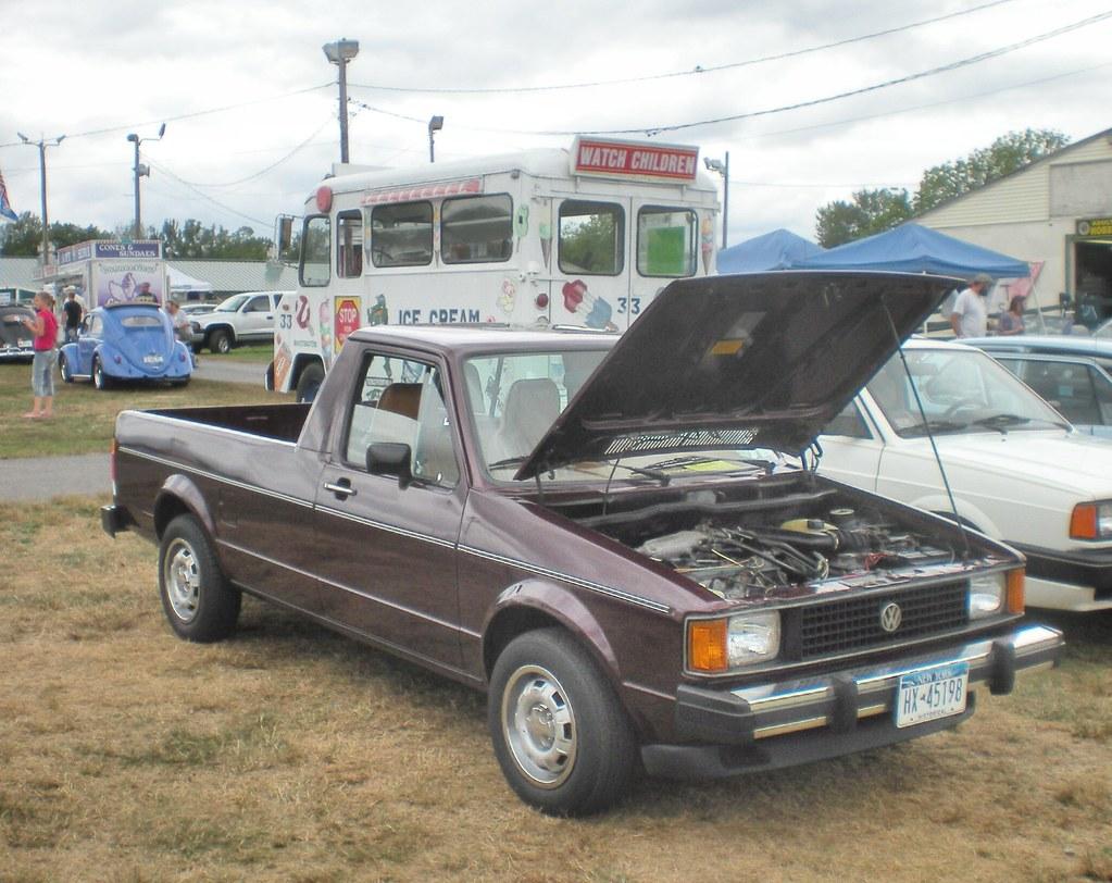 RARE! Volkswagen Pickup