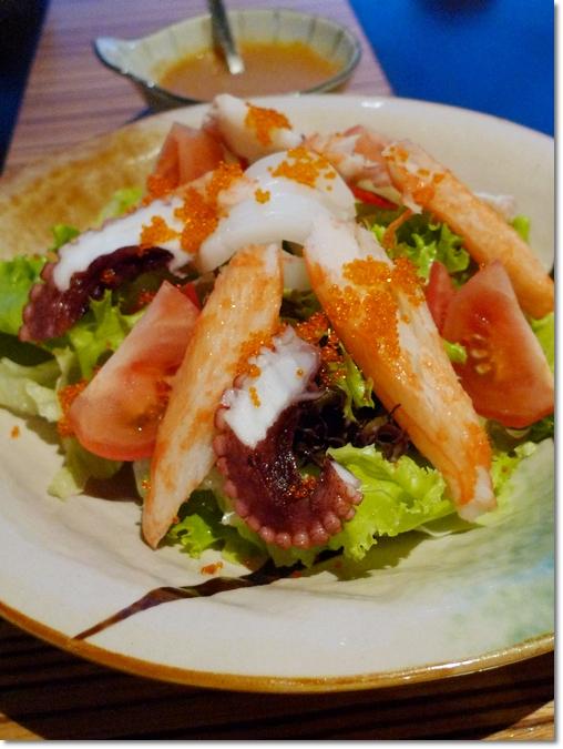 Hokkai Salad