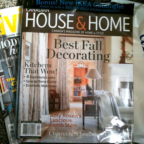 House & Home Oct 2010