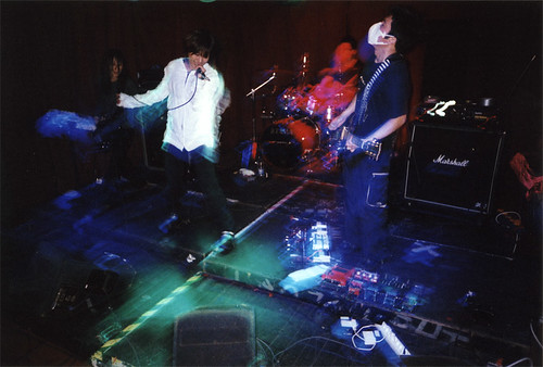 Melt Banana Live 31.8.10 Trier