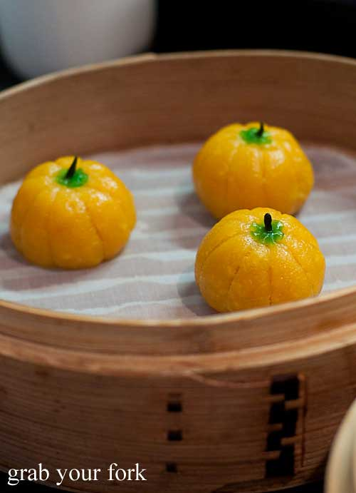 pumpkin dumplings