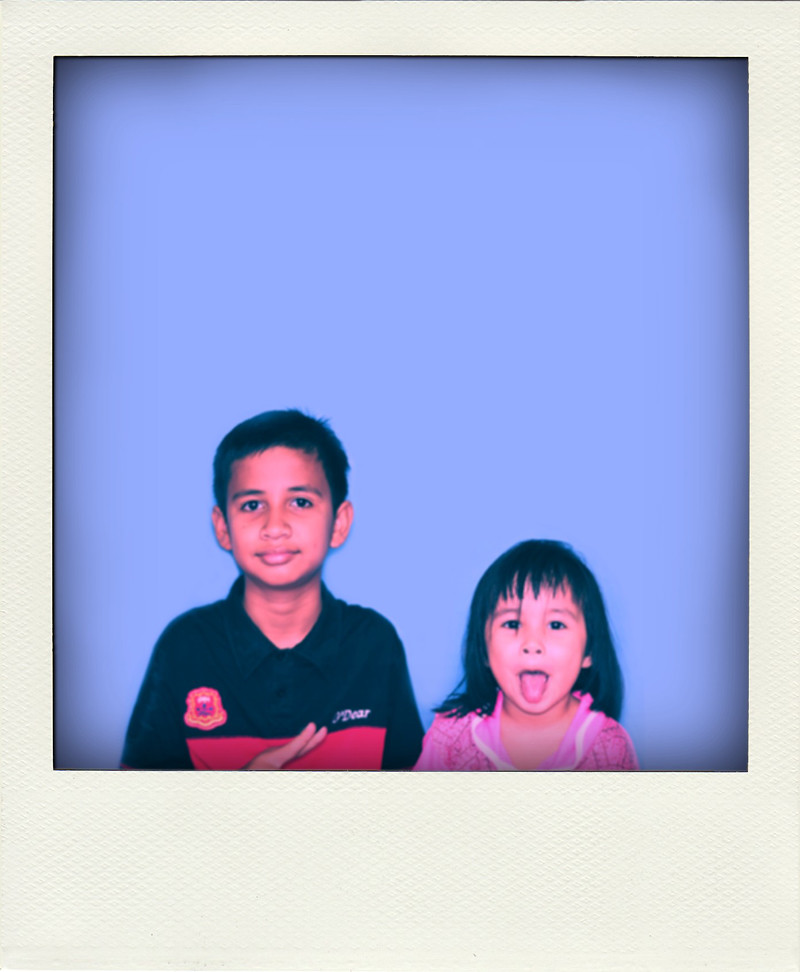 5. brother and sister