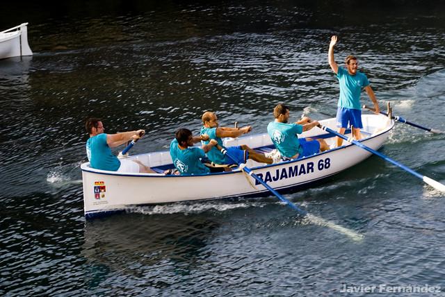 Bajamar 68 Los ganadores