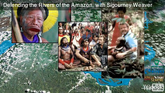 defending the Amazon rivers