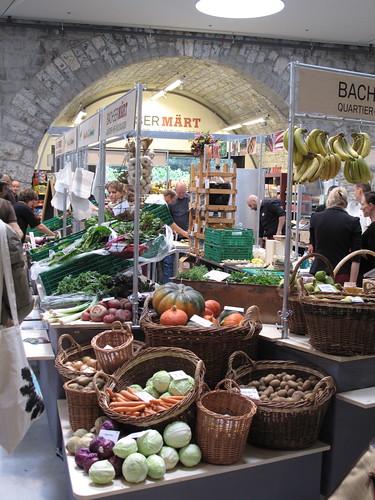 Markthalle Im Viadukt, Zürich, Switzerland