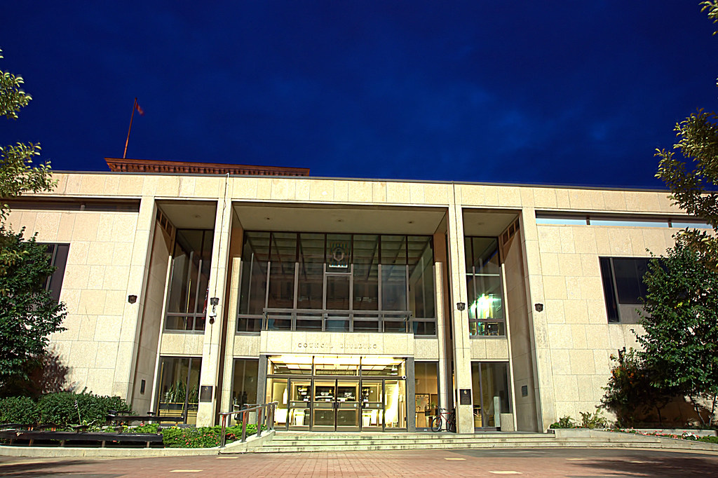 The Council Building