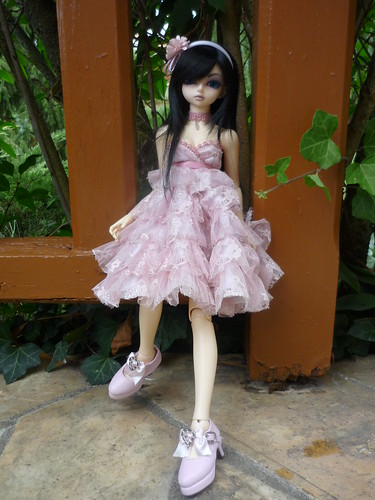 ♪♫ ♪NEW Ellana Pink Tan Cerisedoll - p6 4965367796_599c6eaa50
