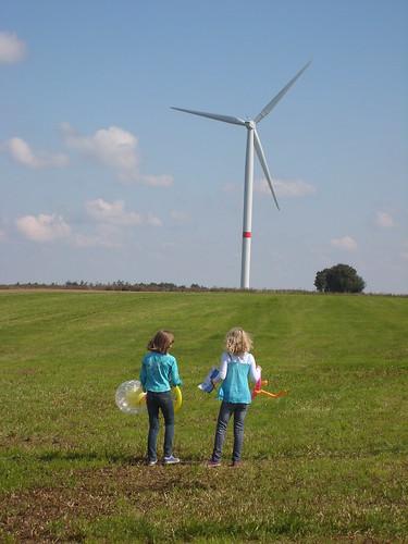 Windkraft die Energiequelle für die kommenden Generationen