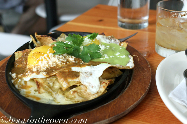 Chile Quilles (Chilaquiles)