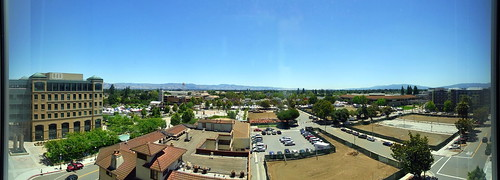 View East from Sunnyvale Office