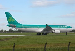 Aer Lingus   Airbus A330  EI-DAA (Flame1958) Tags: 330 bos dub aerlingus a330 2010 dublinairport 0910 airbusa330 airbis eidw kbos eidaa 080910