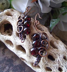 ~Grapes on the Vine~ (lo4us_p) Tags: blue necklace crystal jewellery bracelet copper earrings beaded pendant marquis gemstone sterlingsilver wirewrap liquidsilver wirejewelry wirewrappedjewelry wireartjewelry wirejewelrydesign liquidsilver1
