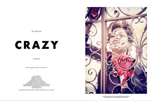 vsmagazinelive, eva mendes, fashion, magazine, type, typography
