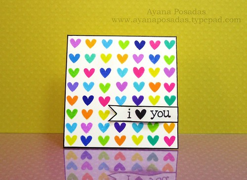 Mini- MultiColored LawnFawn Hearts (1)