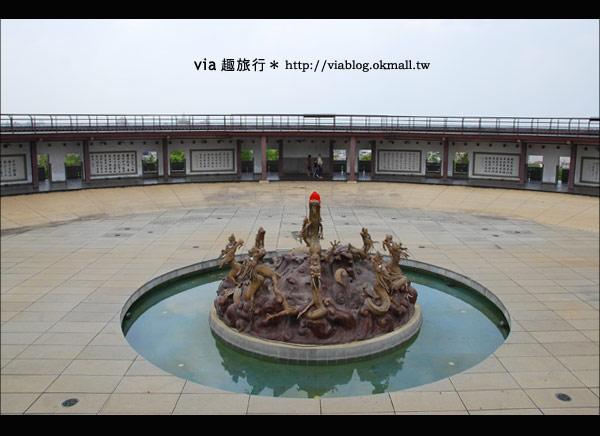 【彰化旅遊景點】彰化八卦山大佛~未整修前懷舊篇5