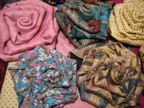 liberty cotton tie on the bottom left