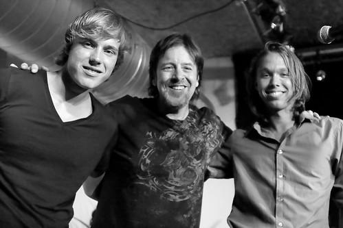 Sonny Hunt, Rory de Kievit & Leif de Leeuw (2)
