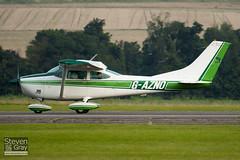G-AZNO - 182-61005 - Private - Cessna 182P Skylane - Duxford - 100905 - Steven Gray - IMG_9043