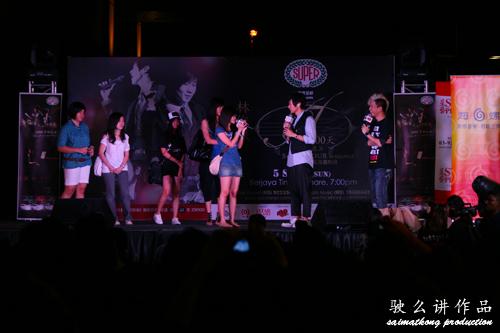 JJ Lin's Lucky Fans