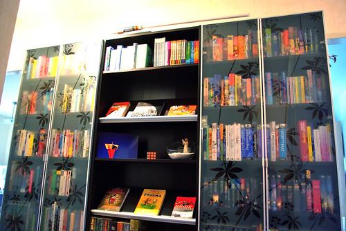 Das Bücherregal