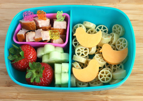 Sassy pasta salad