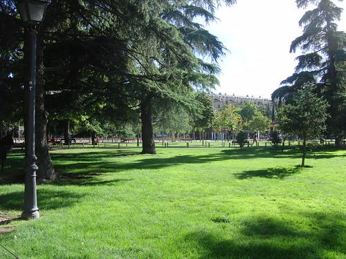 parque de berlín