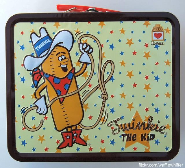 Twinkie Lunchbox