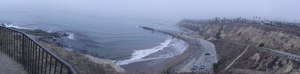 My new FujiFilm Finepix S1800. The Foggy Day. 058