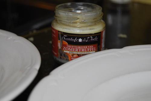 boter met zomerttruffel