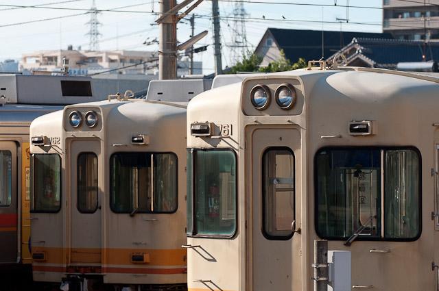 伊予鉄道700系 クハ761,クハ762