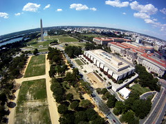 Kite Over Washington DC - Memorial to 9/11 (Wind Watcher) Tags: white house kite monument dc washington capital kap kiteaerialphotography dopero windwatcher chdk