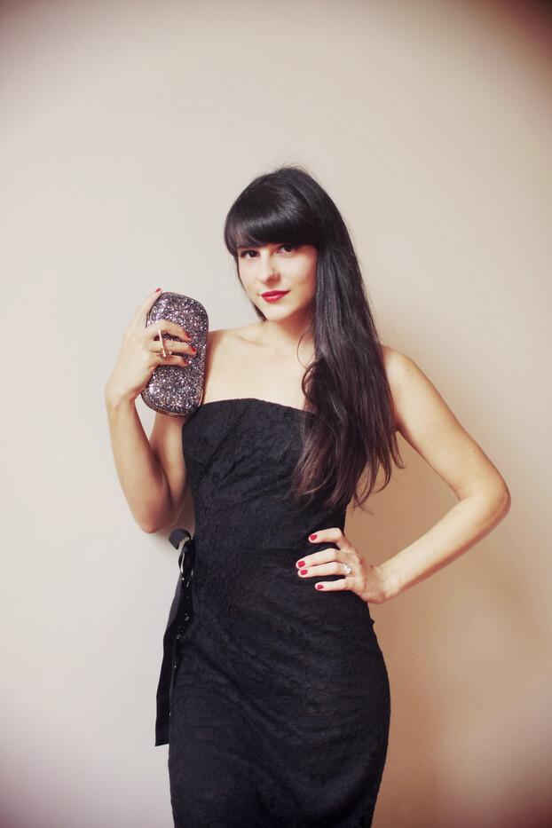 D&G lace dress 05