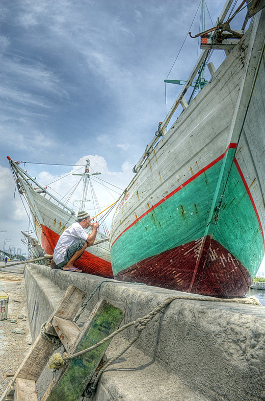 Sunda Kelapa, Jakarta (2)
