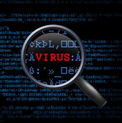 Škodliva programska koda - virus