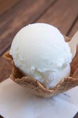 Icecrea, Hammock Cafe, Yamanakako