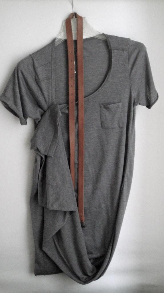 Vestito grigio ZARA - Sarinski