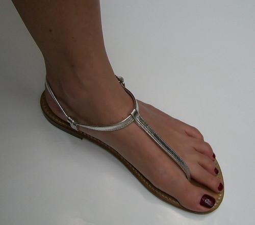 jolie pied de fille