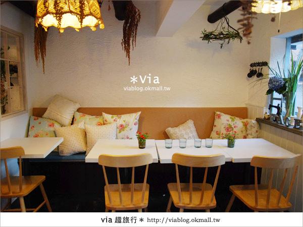 【東區下午茶】台北東區日式雜貨風~HANA2店7