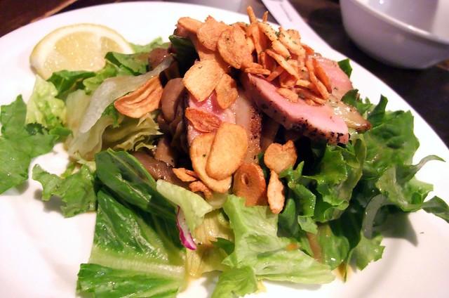 Aigamo Salad (Duck Salad)