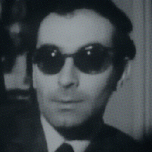 Jean-Luc Godard by Michael Macfeat