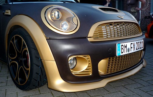 Gold Brown CoverEFX Vinylworks MINI