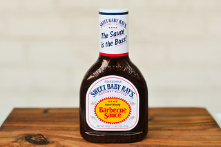 Sauced: Sweet Baby Ray's Award Winning Barbecue Sauce