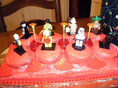 Lego Birthday Cake 2